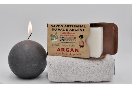 Savon Bio Argan
