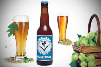 Bière de mars artisanale : L'Etoile Bleue