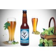 Bière artisanale blonde : L'Etoile Bleue