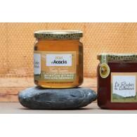 Miel d'Alsace IGP - Miel d'Acacia pot 500g
