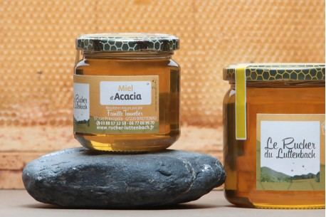 Miel d'Acacia pot 250g