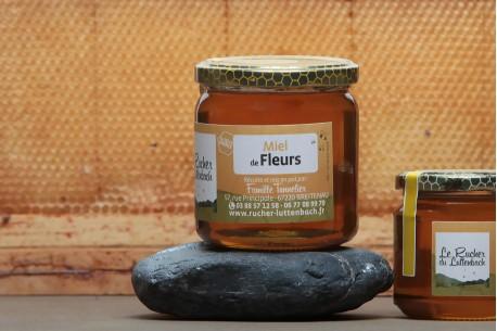 Miel de Fleurs Liquide pot 250g