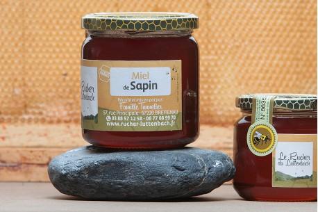 Miel de Sapin - Miel d'Alsace IGP