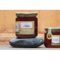 Miel d'Alsace IGP - Miel de Sapin pot 500 g