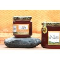Miel Alsace IGP - Miel de Sapin pot 250 g