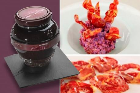 Moutarde Violette 200 g