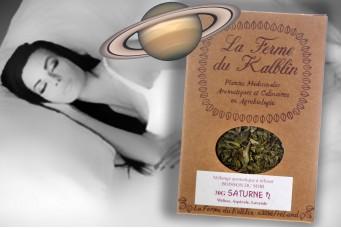 Boisson à infuser Bio Saturne