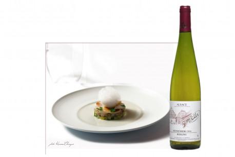 "Vin d'Alsace AOC, Riesling ""Heissenberg"""