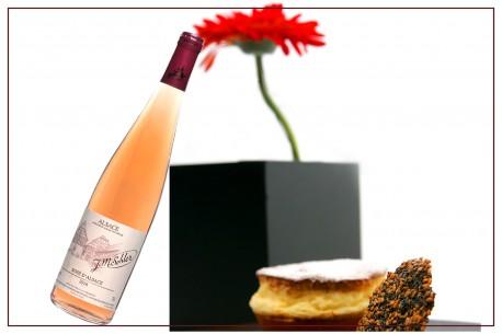 Vin rosé d'Alsace