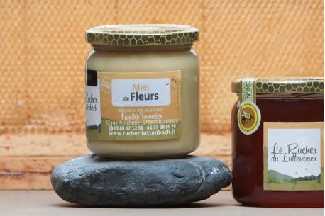 Miel de Fleurs Crémeux pot 500g