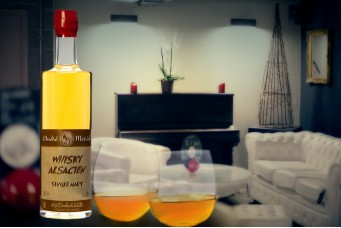 Whisky Alsacien Single Malt 35cl