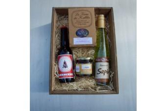 Coffret cadeau - produits alsaciens