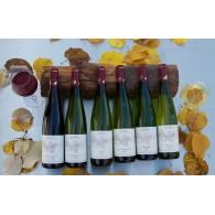Pack découverte - 6 vins d'Alsace AOC